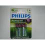 Pilas Alcalinas AAA Philips LR03 1.5 V