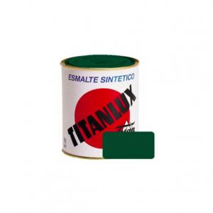 ESMALTE TITANLUX VERDE MAYO 750ml